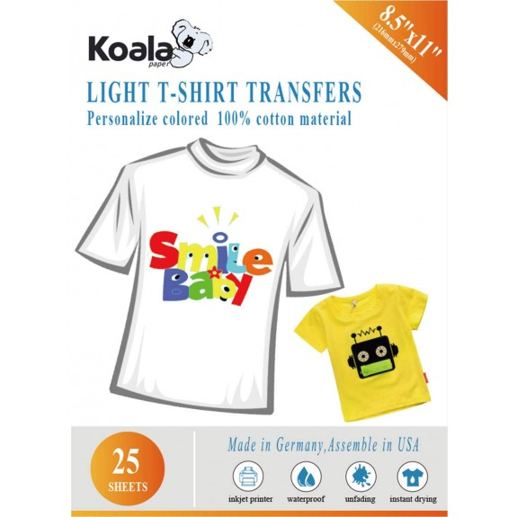 Koala light transfer paper