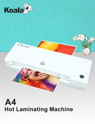 Koala Hot  A4/A3 Pouch Laminator for photos and documents