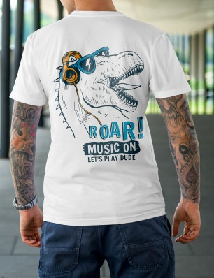 Soft Polyester Modal Shirt for Sublimation Printing