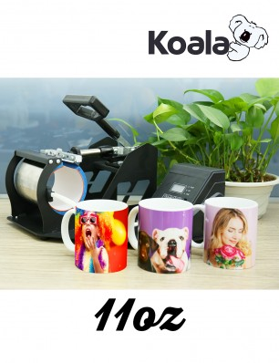Koala Mug Cup Heat Press Machine