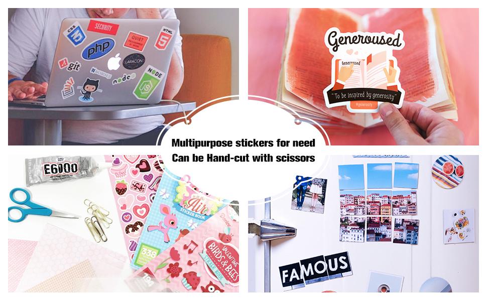 Sticker Paper inkjet